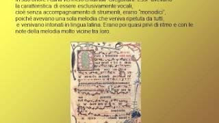 medioevo musicale in sintesi