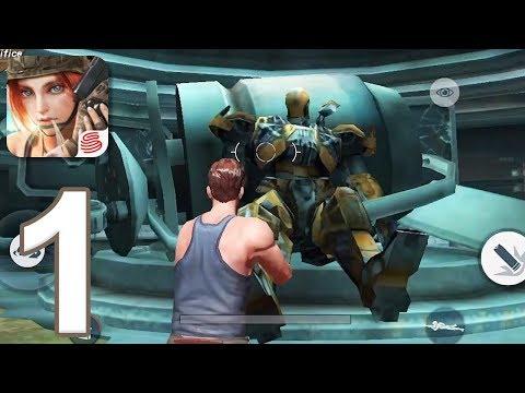 Rules of Survival - Gameplay Walkthrough Part 1 (iOS)