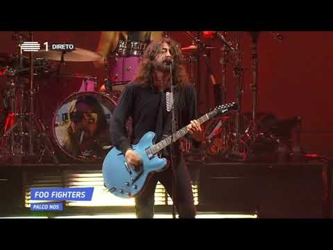 Foo Fighters - All My Life (Live 2017)
