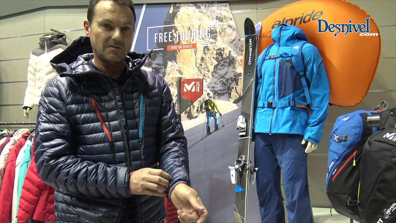 faa0dd1439 Vídeos: chaquetas aislantes de Patagonia, Millet y Peak Performance