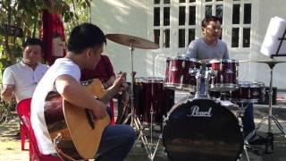 Hoa Trinh Nữ - Guitar -Drum