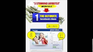facebook clone script - DOWNLOAD THE NEW FACEBOOK VIDEO OPT-IN TEMPLATES