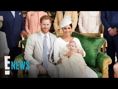 Archie's Special Day! Inside the Royal Baby's Christening | E! News