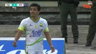 Huila vs. Bucaramanga (0-2) Liga Aguila 2018-II - Fecha 15