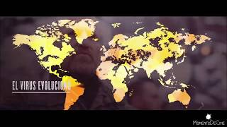 Clip La Gripe Simia - El Planeta de los Simios: La Guerra