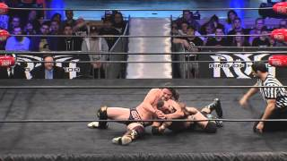 ROH Online Exclusive - WILL FERRARA vs BRIAN KENDRICK (2/27/16 Las Vegas, NV)