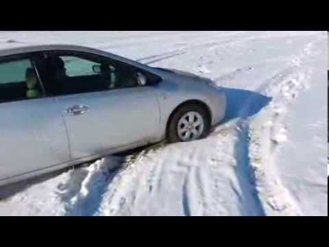 HOW TO DISABLE TRACTION CONTROL SYSTEM on PRIUS NHW20