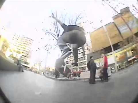ZERO Skateboards COLD WAR