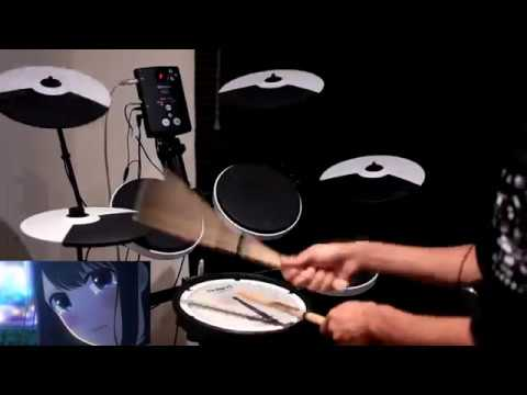 Koi to Uso ED -【Can't you say】by Roys - Drum Cover