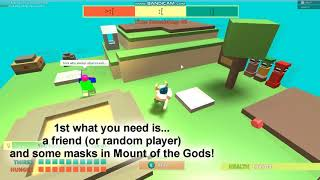 ROBLOX: How to get free stuff in Mount of the Gods