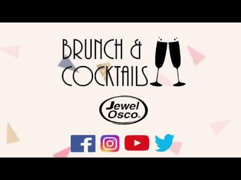 Brunch & Cocktails at Kinzie on the Rocks Jewel-Osco Nov'17