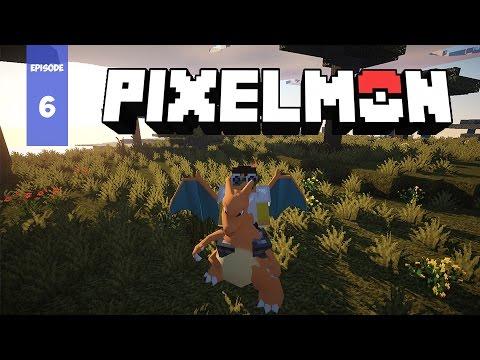 Pixelmon Dracaufeu Ep6 Minecraft Fr