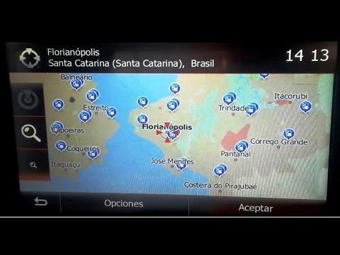 Media Nav Evolution Mapas Uruguay Brasil Argentina Chile Paraguay Peru  Actualizaciónes