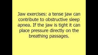 Sleep apnea treatments, cure sleep apnea (and snoring)