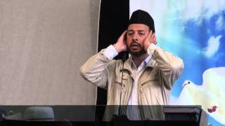 Khuddam & Atfal Norway National Ijtema 2013 - Day 1 - Azaan - Call to Prayer