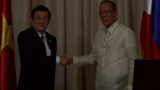 Vietnam, Philippines sign strategic accord