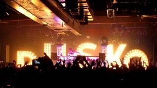[HD] Rusko  - Cockney Thug Live @ The Masquerade, Atlanta GA, 05/02/2011