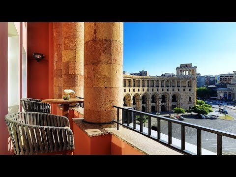 Top10 Recommended Hotels In Yerevan, Armenia