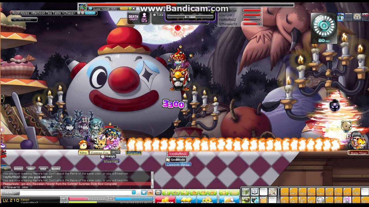 Maple Story Broa Chaos Pierre Chair Glitched YouTube – Pierre Chair