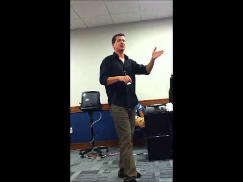 D.C. Douglas' Q&A Panel @ Florida SuperCon 2012