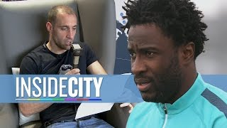 Manchester City: Kolarov's Basketball Skills & Bony signs | INSIDE CITY 142
