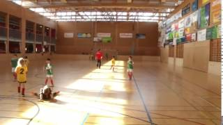 FC Gams Juniorenhallenturnier 2015