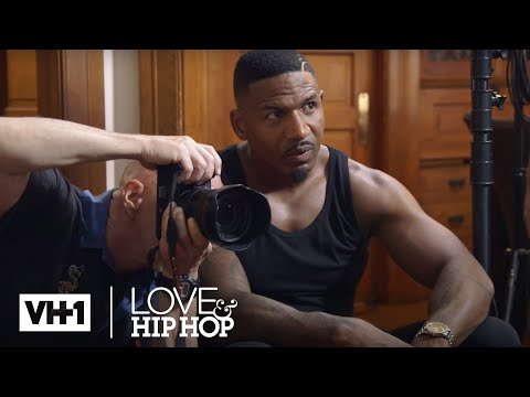 Stevie J & Joseline Go Hollywood | Stevie J Directs A Nude Penthouse Photoshoot | VH1 from YouTube · Duration:  2 minutes 7 seconds