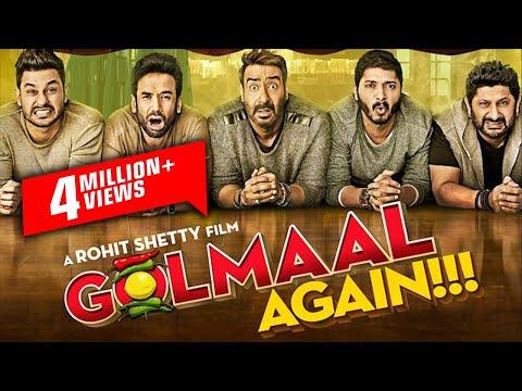 Golmaal Again (गोलमाल अगेन) 20 October 2017