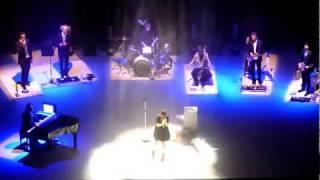 Malika Ayane - La Prima Cosa Bella  HD Live Teatro Arcimboldi Milano 02/12/2010