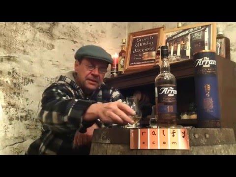 whisky review 583 - Isle of Arran 18yo @ 46%vol