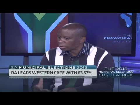 DA's Joburg mayoral candidate Herman Mashaba shares his vision for the city