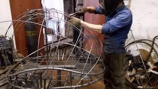 видео Подвесное кресло своими руками: гамак, кокон, яйцо