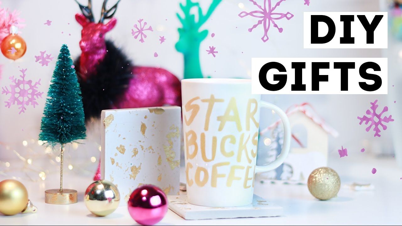 DIY Christmas Gifts | Inexpensive Budget Gift Ideas for Christmas ...