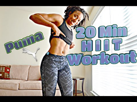 20MIN HIIT 17 Exercise FAT SHRINKER Workout!