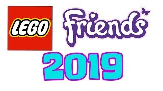Lego Friends 2019