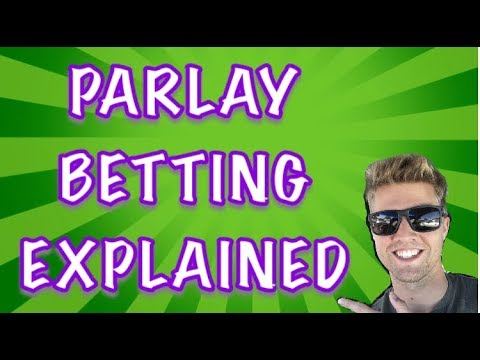 SPORTS BETTING FOR BEGINNERS | WHAT IS A PARLAY?