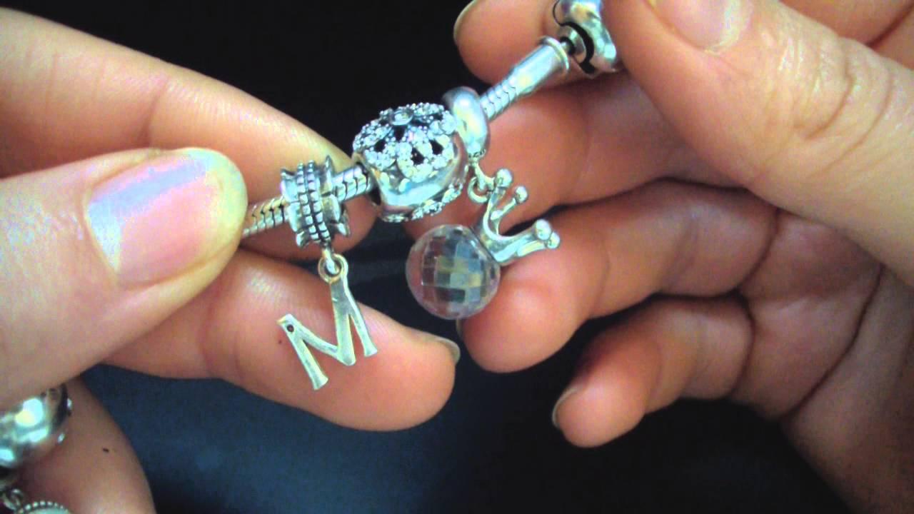 bracciale simil pandora argento