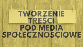 Treści W Mediach Społecznościowych. | Tomasz M. Pietrzak