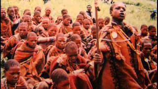 LESOTHO, UNIQUE FIELDRECORDING AND PICTURE, BASOTHO INITIATION SONG