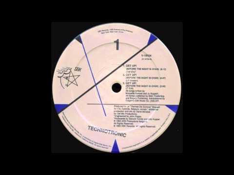 Technotronic - Get Up! (Def Mix)