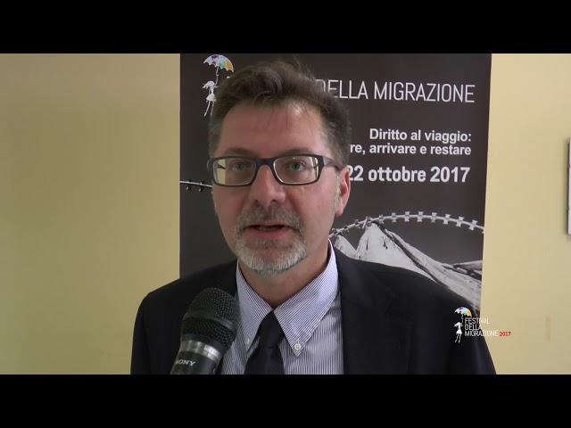 Festival della Migrazione 2017_Intervista a Paolo Lambruschi