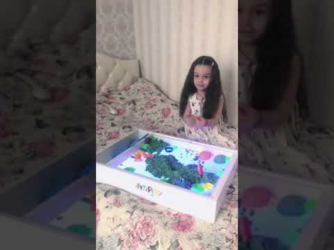 Art & Play Activity Light  Box. Learn. Create. Experiment with US!