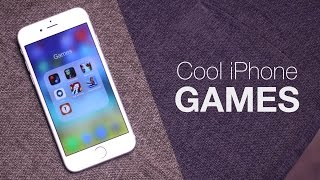 7 Cool New iPhone Games You Should Play in 2017