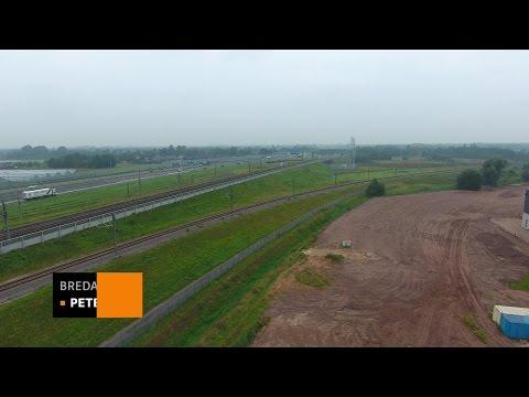 HSL-aansluiting Breda-Antwerpen nog steeds ongebruikt