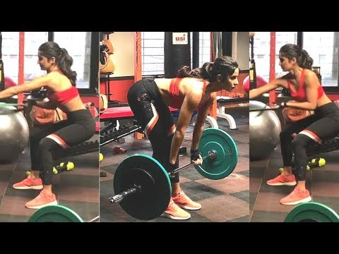Katrina Kaif Latest Workout Video With...