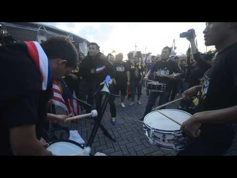 SEHATI SEJIWA by UTRAS MALAYA live in BUKIT JALIL