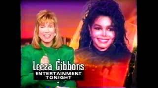JANET MICHAEL JACKSON FAMILY HOMORS REVIEW! (Entertainment Tonight)