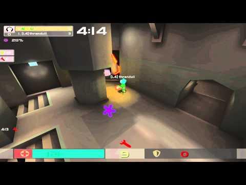Quake Live Splash Damage Fail