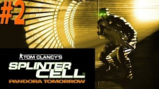 Splinter Cell: Pandora Tomorrow - #2 - Mission 1: US Embassy 2/3