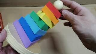 Пірамідка Трикутники DDR Д1037а